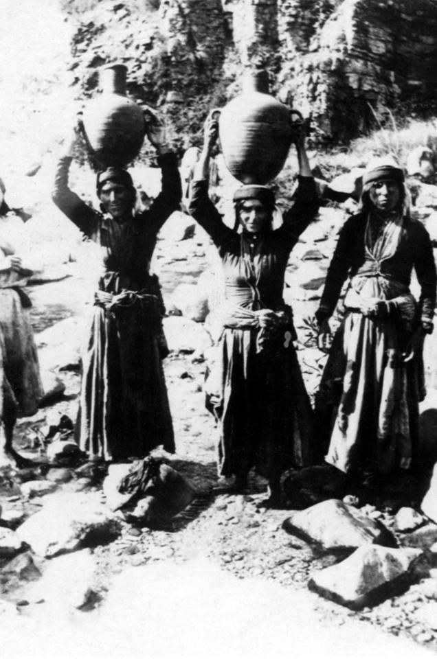 قرية الزرارية في الجنوب اللبناني 1920م