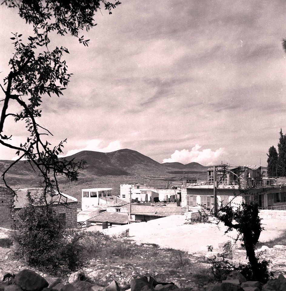 قرية الزرارية في الجنوب اللبناني حي البص 1945م