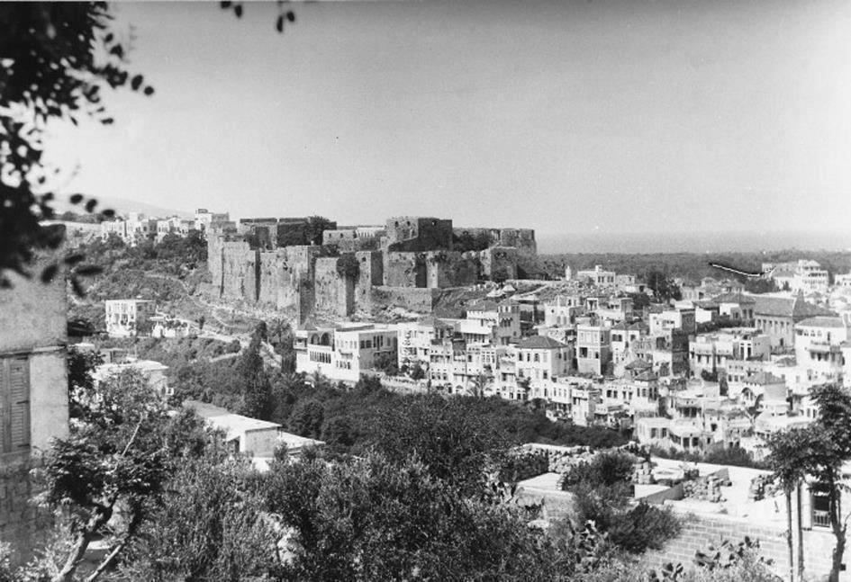 طرابلس قديما