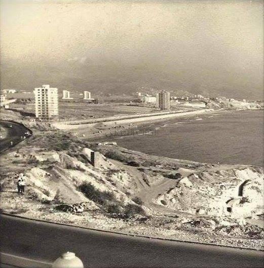 الرملة البيضاء الخمسينات