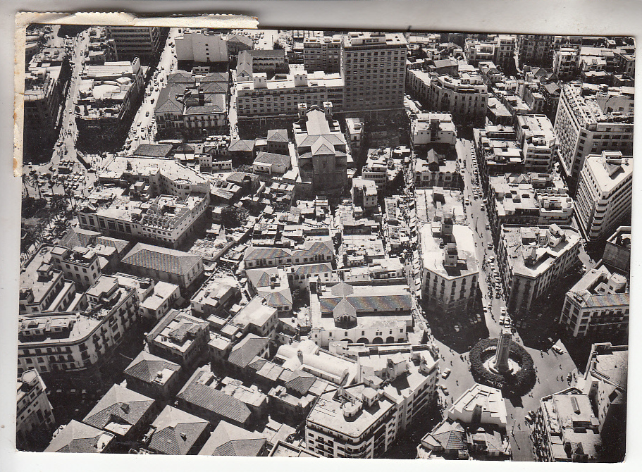 Aerial view of Beirut [1960s]