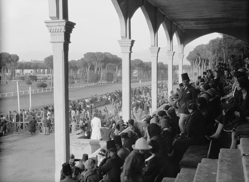 Beirut Race Track [1920s]