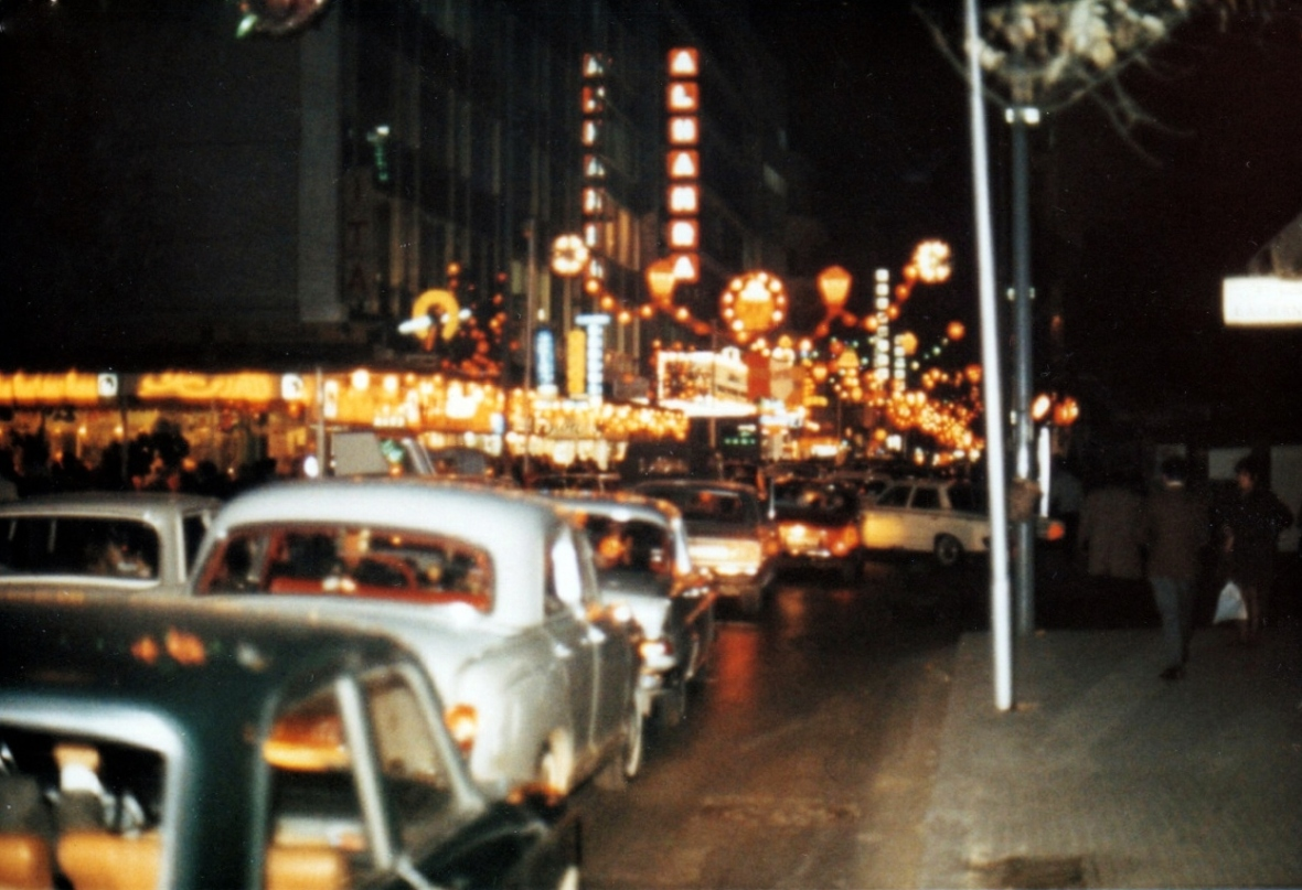 Hamra Street [1971]