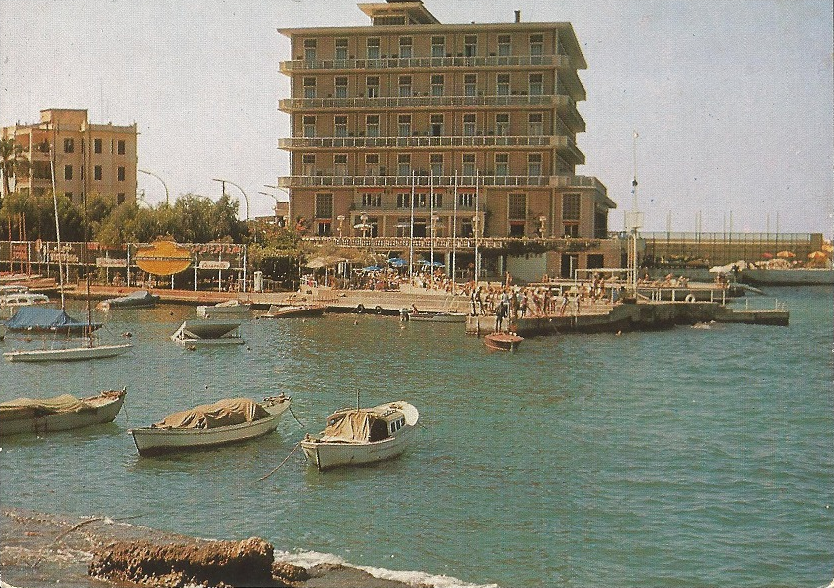 Hotel St. Georges [1960s]